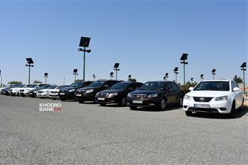گردهمایی خودروهای جیلی در تهران برگزار شد + عکس - 8